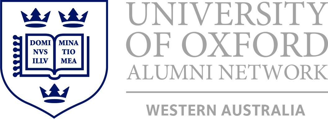 Oxford Alumni Network logo horizontal - Western Australia